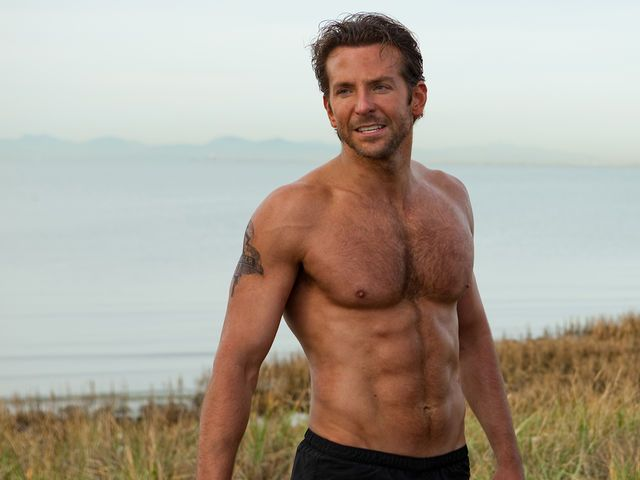 I got: Bradley Cooper is your shirtless soulmate!! Which Famous Shirtless Man Is Your Soulmate?