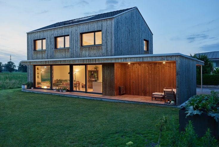 Einfamilienhaus M / A-Dornbirn | Berchtold Holzbau…