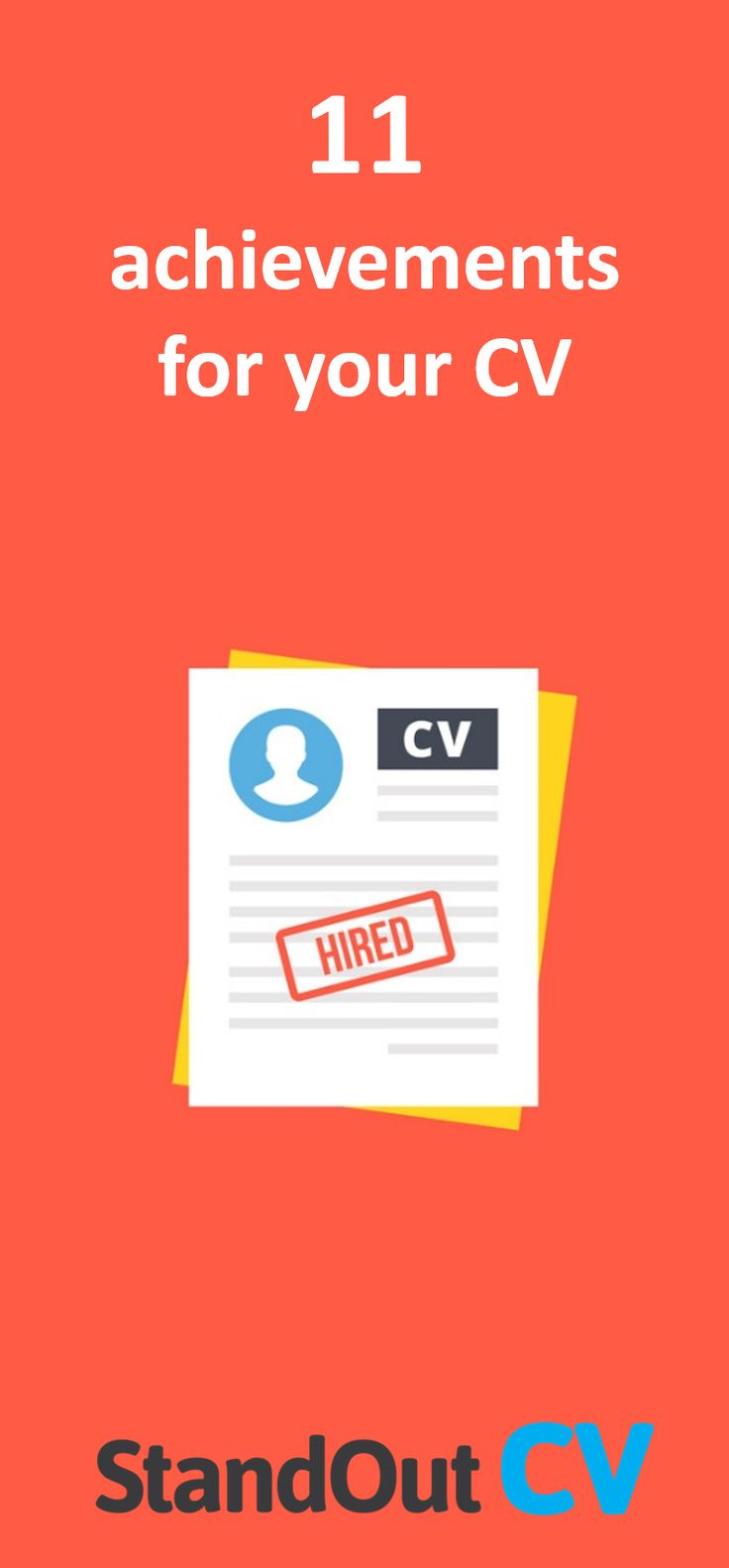 How to add achievements to your cv and 11 examples of cv