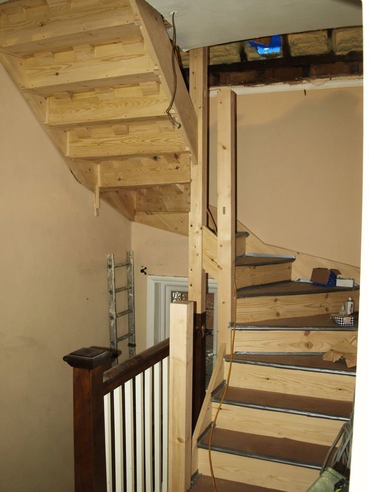 12 Best Stairs For Loft Conversion Ideas Images On