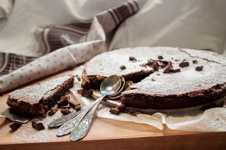 Rýchly čokoládový koláčik ~ Maškrtníci