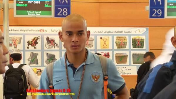 #football #timnasU-19 rafi murdianto
