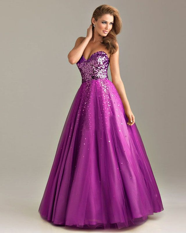 1000  images about Prom dresses on Pinterest  Puffy prom dresses ...