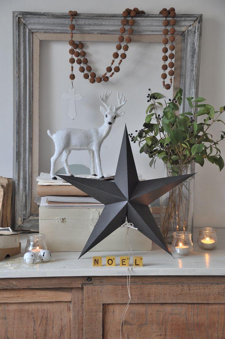 Christmas star Noel