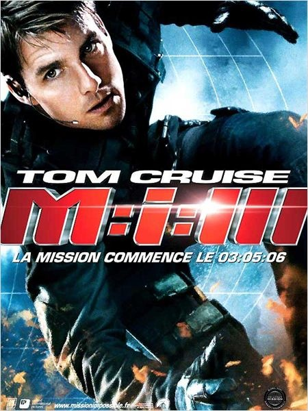 Mission: Impossible III - J.J. Abrams, Tom Cruise