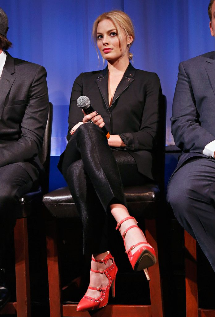 Margot Robbie Photos: 'The Wolf of Wall Street' Screening in NYC