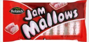 Bolands Jam Mallow (Mikado) Gang Pack 250g (8.8oz)