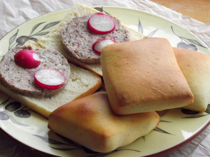 Tanulj meg sütni!: Gyors szendvics (tönkölylisztes) buci