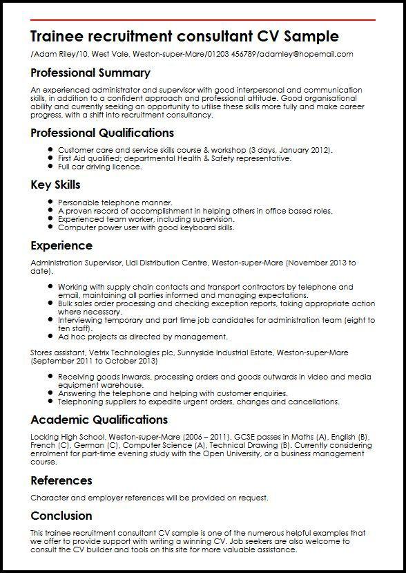 Curriculum Vitae Lidl Modelos De Curriculum Vitae Curriculum