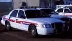 Los coches viejos de la policía de Watauga