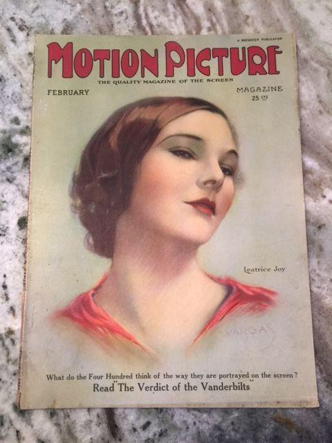 Leatrice Joy MOTION PICTURE Magazine