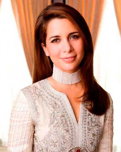 Хайя Бинт Аль Хуссейн – жена шейха Дубая