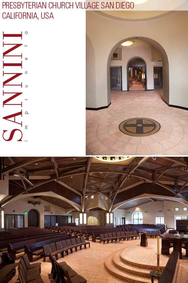 "Poggio Flash by Sannini Impruneta was selected, as endtreated flooring element, for the project ""Presbyterian Church Village in San Diego, CA - USA"" designed by Arch. David Keitel of Domus Studio Architecture.... continue: http://www.sannini.it/post/news-single-031-en.html"