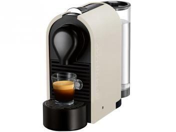 ===PROMOÇÃO===  de R$ 599,90 por R$ 299,90  Oferta por tempo limitado. Cafeteira Expresso 19 Bar Nespresso U - Pure Cream