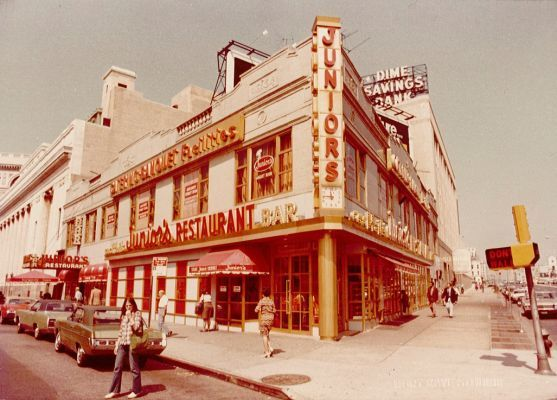 Famous Food Places Near Broadway Theater