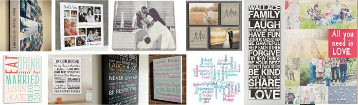 A photo canvas is already a great way to have a unique image up on your wall, but why not consider adding text to your canvas prints. The possibilities are endless. Read our latest article for some inspiration. http://bit.ly/addtexttocanvas