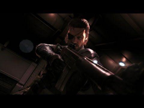 Metal Gear Solid 5: The Phantom Pain CG cinematic trailer! Another masterpiece by Hideo.  (Kārtējais Hideo Kodžimas šedevrs, atklāts ar atslīpētu CG treileri)
