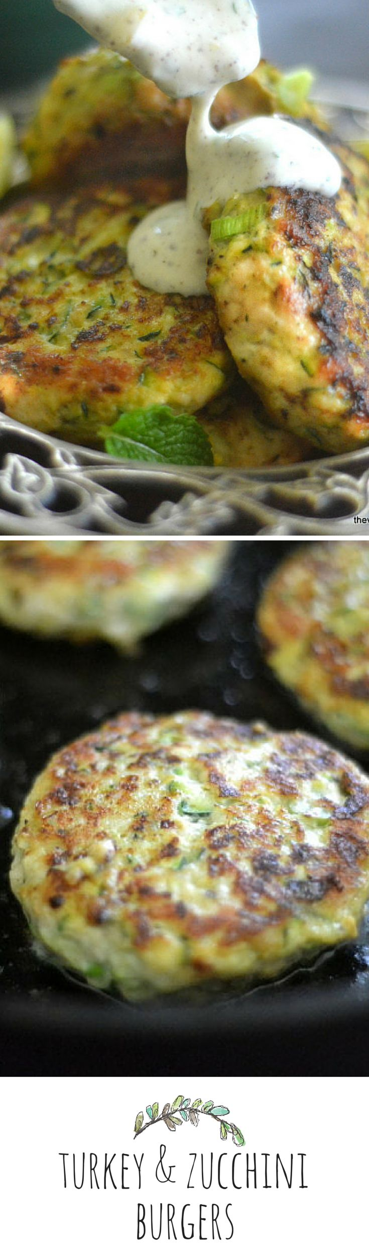 These unusual burgers have amazing flavor!