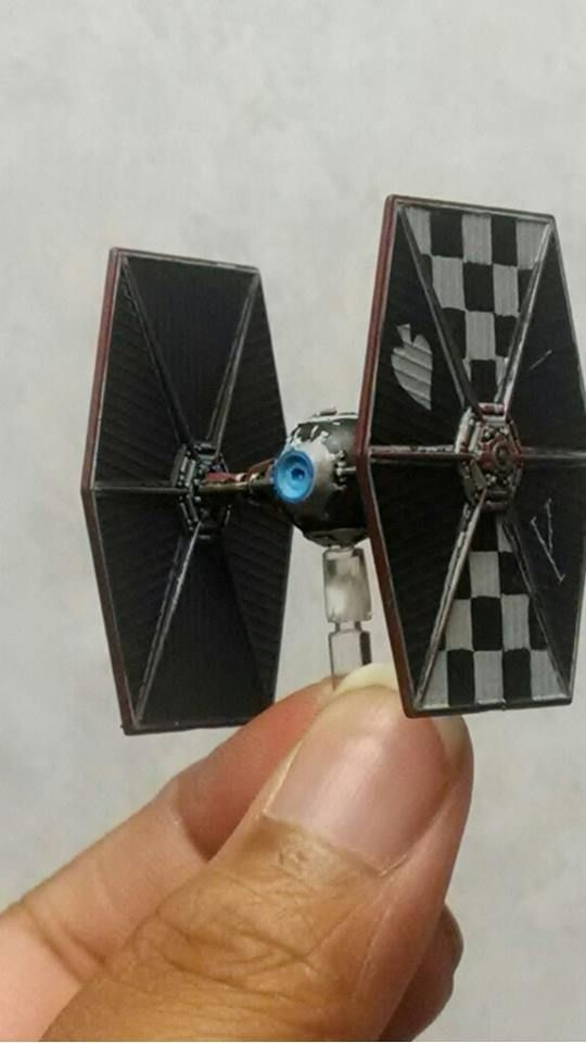 X-Wing Miniatures TIE Pirate