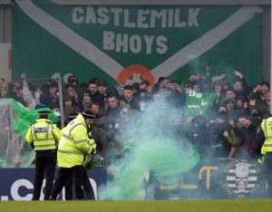 Are stricter sanctions for football fans needed following trouble at Celtic?  http://www.soccerbox.com/blog/is-it-time-to-implement-stricter-sanctions-for-football-fans/
