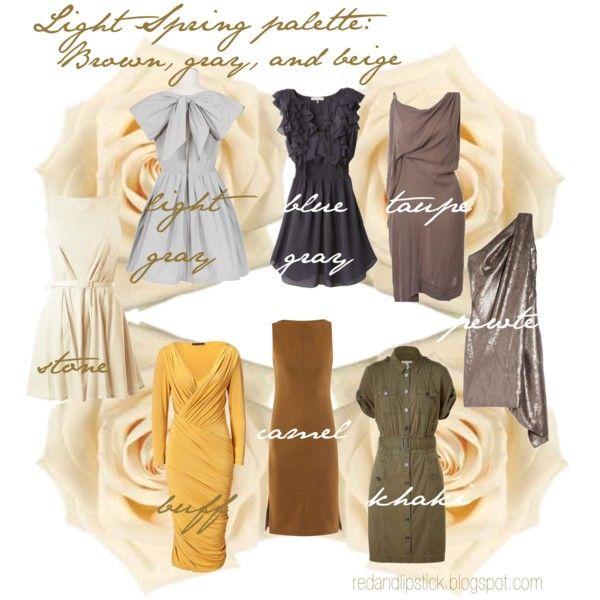 Light Spring palette 1 by carolgrant on Polyvore featuring Carven, Donna Karan, Burberry, Rebecca Taylor, Religion Clothing, Diane Von Furstenberg, KaufmanFranco and colour palettes