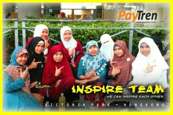 Inspire team hongkong