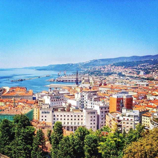 Trieste i Trieste, Friuli Venezia Giulia