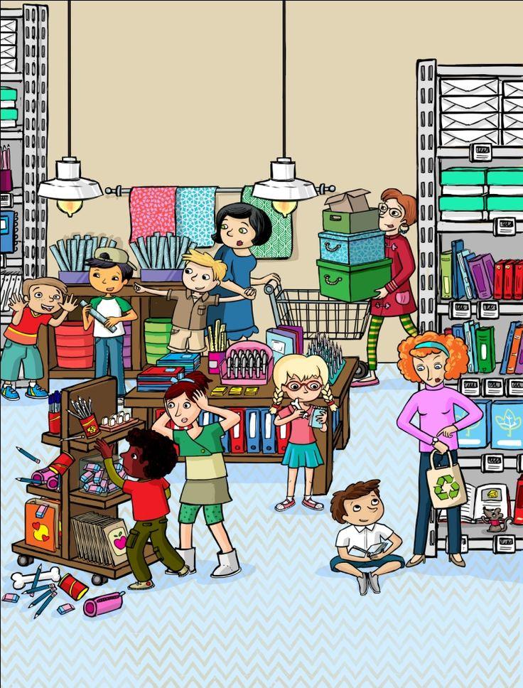 Kırtasiye, alışveriş, kalem, kitap, defter, silgi, malzeme, okul ,hazırlık