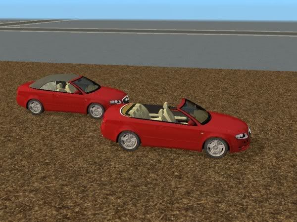 2005 Audi A4 Convertible (2 Meshes) - vovilliacorp