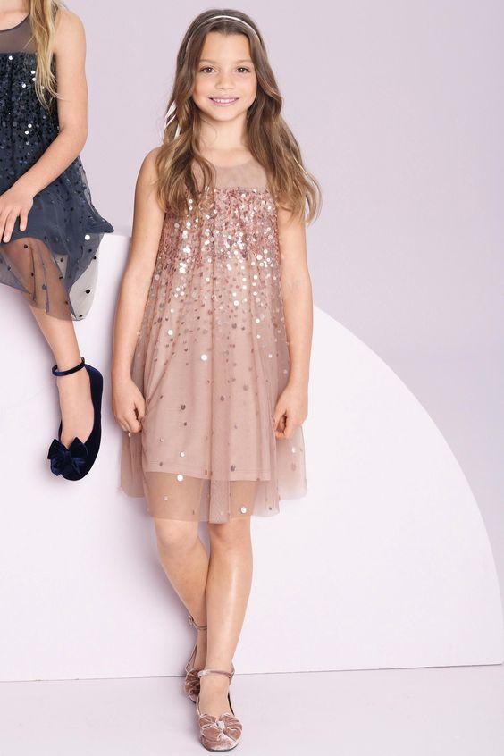 44e7a5abf vestidos de fiesta para niñas de 12 años cortos | Vestimenta in 2019 ...