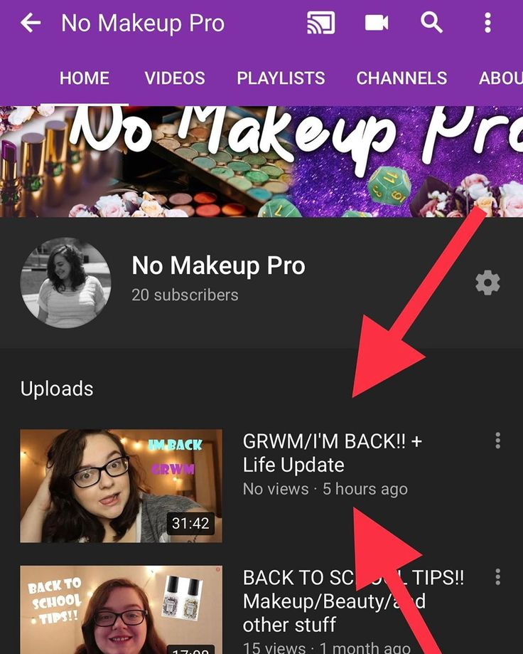 I'M BACK!!! New video up now! LINK IN MY BIO! Get Ready With Me as I give you … – Makeup