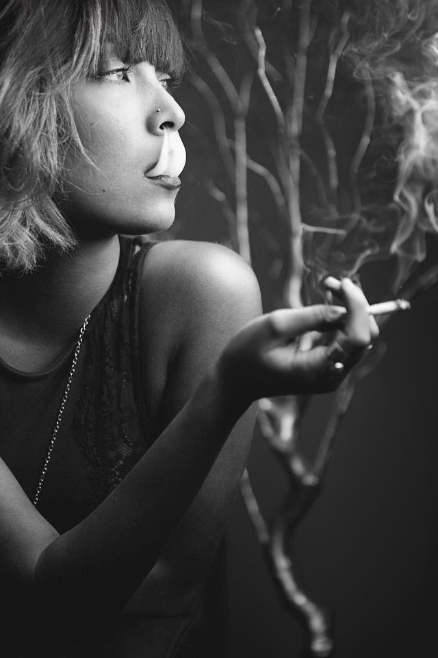 Black women smoking videos