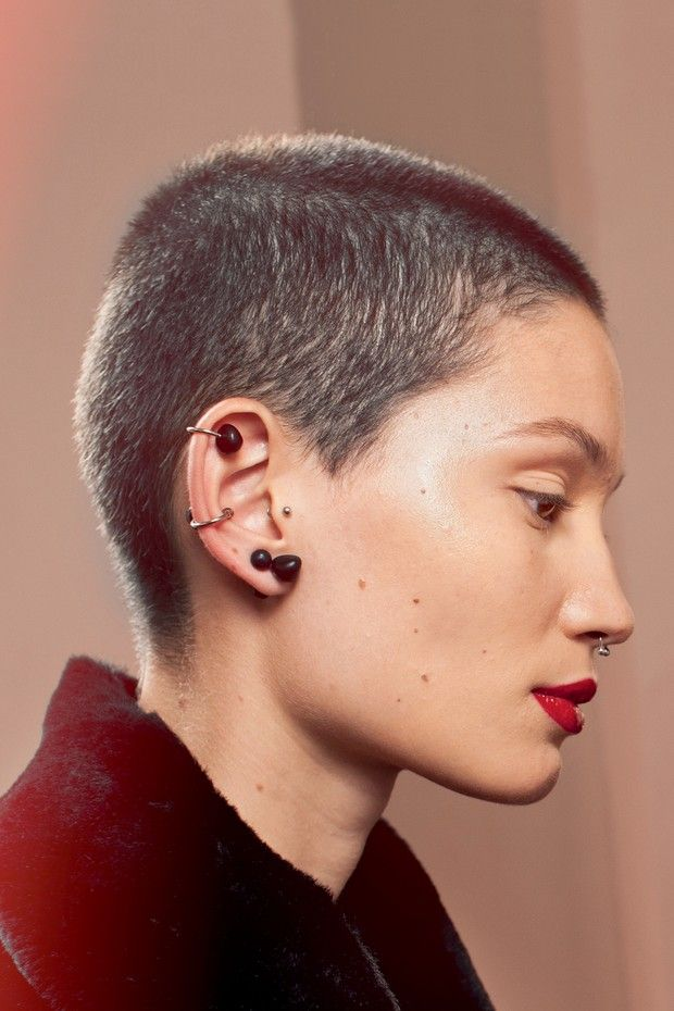 114 Best Shaved Head Images On Pinterest Buzz Cuts
