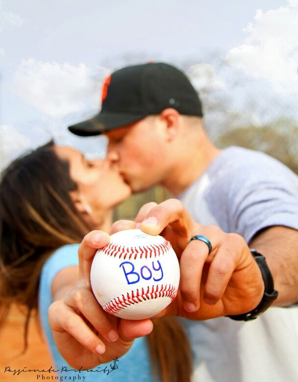Baseball gender reveal photography, Norfolk Virginia- Passionate Portraits Photography https://www.facebook.com/pages/Passionate-Portraits-Photography/291812197517661