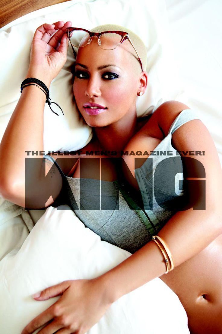King magazine cover models images Internet magasin