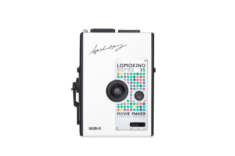 Lomography has teamed up with movie platform MUBI to produce its first cinematic collaboration, the very first clone of the LomoKino: the LomoKino MUBI Edition. Every LomoKino MUBI Edition comes with a free one month subscription to MUBI worth 7,99 EUR and a film strip from Palme D'Or winner Apichatpong Weerasethakul's LomoKino movie Ashes.