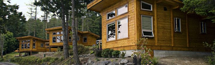 snug harbor resort Waterfront Cabins mitchell bay san juan island wa