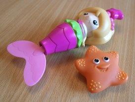Munchkin Swim Along Mermaid Bath Toy