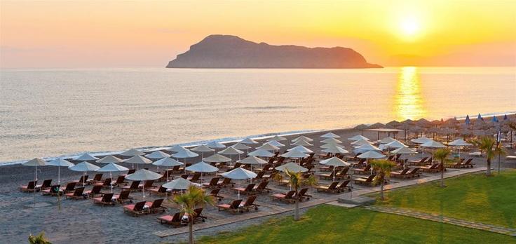 Minoa Palace Hotel, Chania, Crete. Best place ever!
