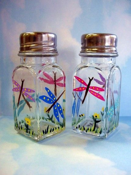 1000 Images About Hand Painted Glass On Pinterest
