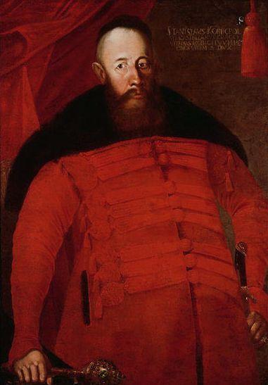 Stanisław Koniecpolski herbu Pobóg (ur. 1591, zm. 1646) – książę Cesarstwa (od 1637), hetman wielki koronny od 1632, hetman polny koronny od 1618, kasztelan krakowski od 1633, wojewoda sandomierski od 1625... Syn wojewody sieradzkiego Aleksandra. Jeden z największych wodzów I Rzeczypospolitej. Zwycięzca spod Martynowa (1624), Hamersztynu (1627), Trzciany (1629), Ochmatowa (1644).