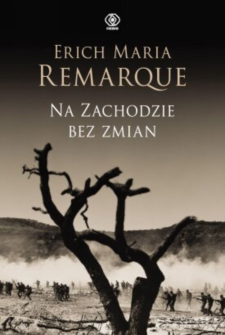 Na Zachodzie bez zmian-Erich Maria Remarque