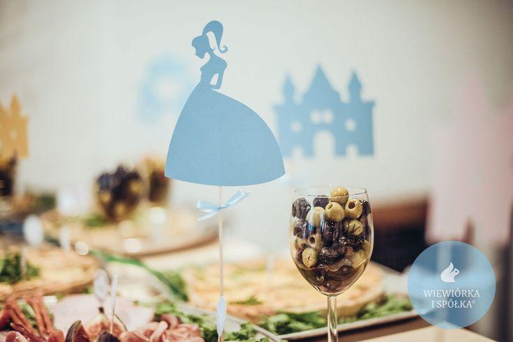 Przyjęcie urodzinowe małej księżniczki zaprojektowane przez Wiewiórka i Spółka®
