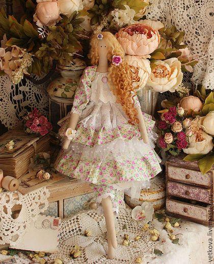 muñecas tilda de Natasha Vetkova