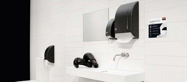 Satino Black = kiezen voor duurzame papieren handdoeken & toiletpapier