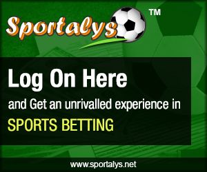 Sports Betting - sportalys.net provide you the online soccer betting, Football Fixture and match highlights. Get the successful football bets, news feed and betting odds and football results #sportsbetting,#Footballfixture