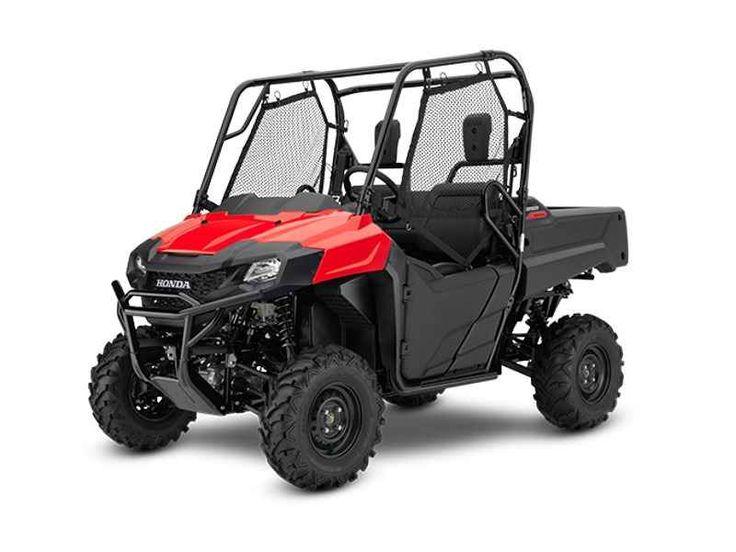 New 2017 Honda Pioneer 700 ATVs For Sale in South Dakota. 2017 Honda Pioneer 700,