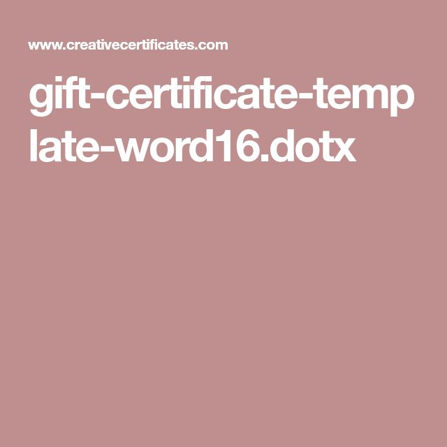 Best 25+ Gift certificate template word ideas on Pinterest - coupon template word