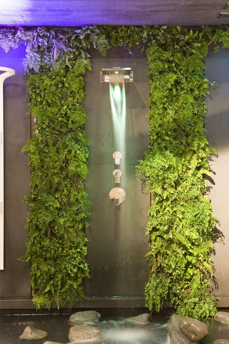 Make your own escape with the Aqua-Sense showerhead