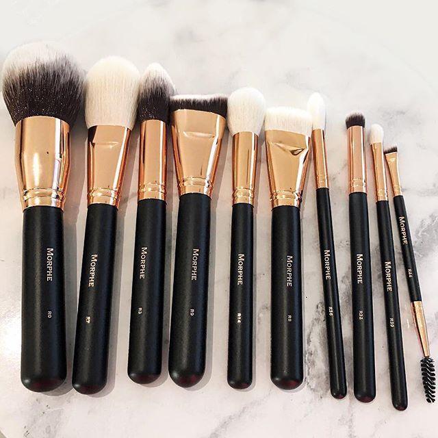 Tus mejores amigas serán tus #Brochas #Morphe #MorpheBrushes #Makeup